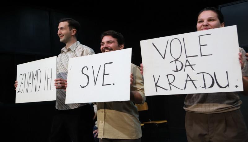Nagrade Radničkoj hronici na Sterijinom pozorju
